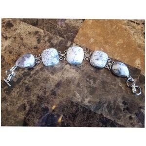 """Jewelry - Dendrites Opal Bracelet 9"""""""